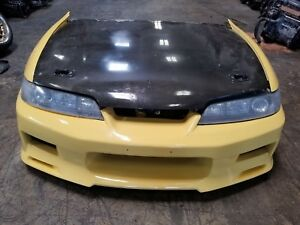 1994 1996 1998 2001 Acura Integra Type R Jdm Dc2 Itr Nose Cut Front Conversion Y
