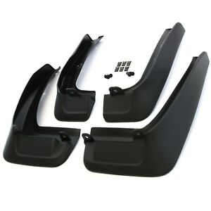 Fits Toyota Highlander Mud Flaps 2014 19 Guards Splash 4 Pc 2wd Only Front Rear