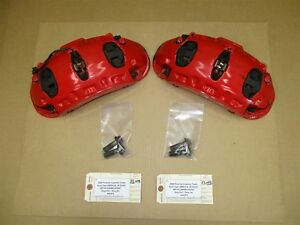08 Cayenne Turbo Porsche 957 Front Brembo Calipers 209747008 209747000 149 074