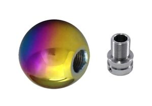 Torque Solution Billet Shift Knob Kit neo Chrome Volkswagen audi Manual