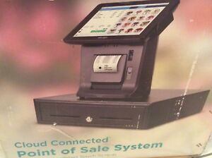 Uaccept Mb3000 Pos Point Of Sale Terminal Station With Barcode Scanner Ma700