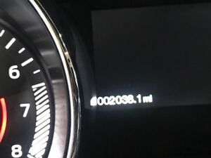 2015 2017 Ford Mustang Gt Instrument Cluster Tach Speedometer 2 040 Miles Oem