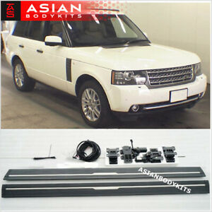 For Range Rover Vogue 2010 12 Side Step Electric Deployable Running Boards Step