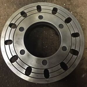 Jet Metal Lathe D1 8 12 Face Plate Chuck Mounting Camlock Gh1460zx