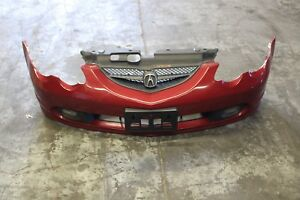 02 04 Acura Rsx Type S Oem Front Bumper Cover Assy 4348 Local Pick Up Only