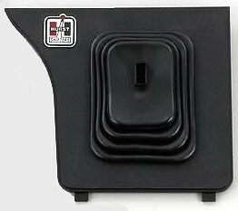 Hurst Console Trim Bezel Boot For 1983 1986 Mustang Broken Tab On Right Front