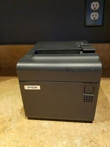Epson Tm t90 M165a Pos Thermal Receipt Printer Only Very Good Condition