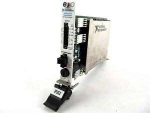 National Instruments Ni Pxi 4110 3 ch 20v 1a Pxi Programmable Dc Power Supply