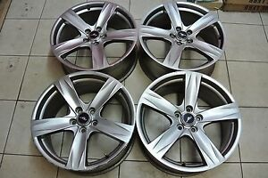 Set Of Four Ford Mustang 19 2013 2014 Oem Rims Wheels 3910 Dr331007ea