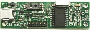 Ambient Temperature Humidity Dew Point Sensors To Usb Output