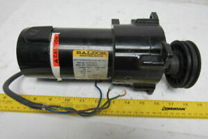 Baldor 24a045z063g1 12hp 180v Dc 250rpm 10 1 Ratio Psm 0 Dc Gear Motor