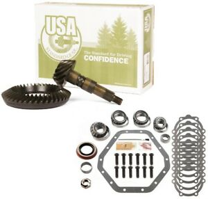1973 1988 Chevy 14 Bolt Gm 10 5 4 11 Ring And Pinion Master Usa Std Gear Pkg