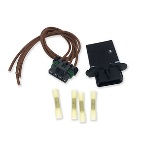 For 05 14 Toyota Tacoma 2 7 4 0l 8713804050 Blower Motor Resistor Kit W Harness
