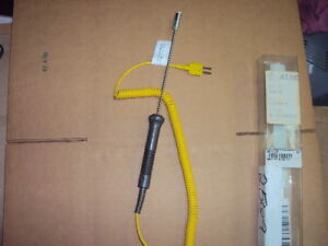 Tsi Alnor 792 Surface Temperature Probe 40 To 1200 F
