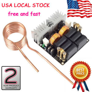 1000w Zvs Low Voltage Induction Heating Board Module Flyback Driver Heater In Us