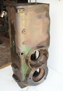 Front Engine Frame Casting Oliver 550 Gas Diesel Utility Tractor White 2 44
