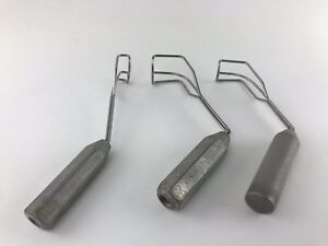 Pilling Cooley Mitral Valve Retractor Set Small Med Large 351791 351789 351788