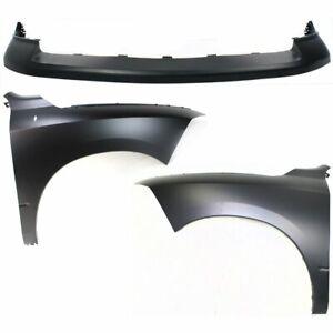 New Kit Auto Body Repair Front For Ram Truck Dodge 1500 2009 2010