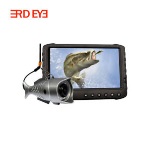 IP68 Underwater 1080P 170 deg Video Fishing Camera with 5