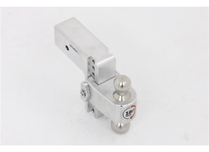 Weigh Safe 180 Hitch 2 ball Mount W Stainless Balls ltb6 3