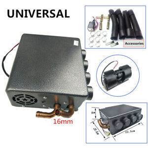 Universal Copper Underdash Compact Heater Copper Tube speed Switch For Minivans