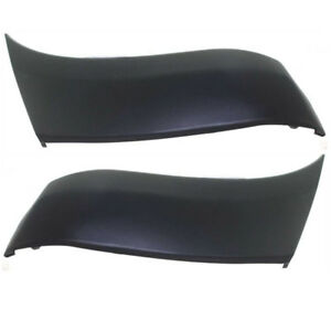 For 05 11 Tacoma Truck Front Bumper Face Bar Extension End Left