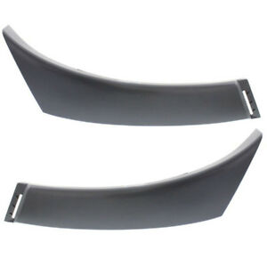 For 05 12 Tacoma X runner Front Bumper Face Bar Extension End Left