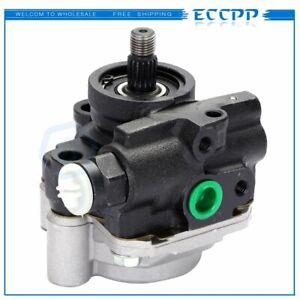 New Power Steering Pump For Toyota 4runner Tacoma 1996 2001 2 7l 2 4l Dohc