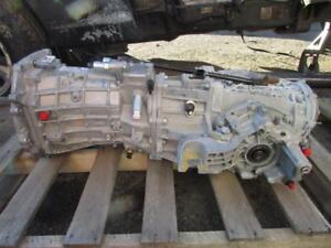 15 16 Corvette Z06 Manual Transmission Assembly 7 Speed W Differential Carrier