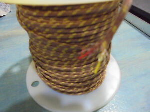 Type K Thermocouple Wire Sle solid Fiberglass 20 Awg 247 Spool 45 Per Ft