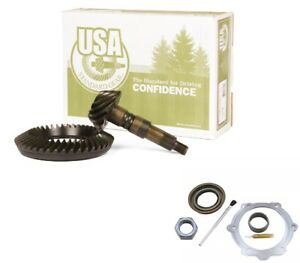 1989 1997 Chevy 14 Bolt Gm 10 5 3 73 Ring And Pinion Mini Install Usa Gear Pkg