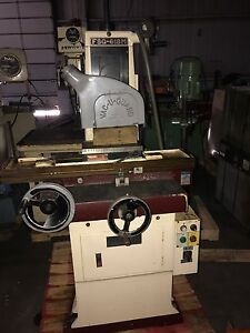 Chevalier Fsg 618m Manual Surface Grinder