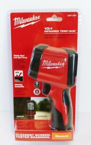 Milwaukee 2267 20h Lcd Digital 10 1 Infrared Thermometer Temperature Gun A
