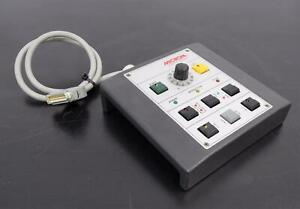 Controller For Microm Hm 350 Motorized Rotary Microtome Control Pad
