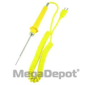 General Tools Tpk02 General purpose Type k Thermocouple Probe