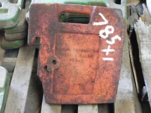Case Front 75 Lb Suitcase Weight Part 0100 Tag 785