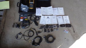 Mac Tools Et2100mt Mastertech W 6 Cards And All Shown Accessories
