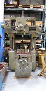 Sip Mp 3k Societe Genevoise No 384 Jig Boring Machine