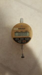 Mitutoyo 543 110 Digimatic Digital Test Indicator Gage Idc 1012e