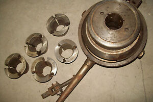 Levermatic Collet Closer L 00 L00 Spindle With Collets