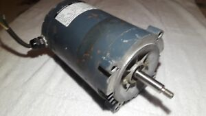 Westinghouse Single Phase Ac Motor 1hp 3450 Rpm