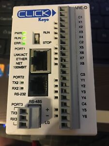 Automation Direct Click Koyo C0 11are d Terminal Strips Plc Trainer