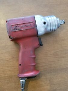 Mac Tools 1 2 Impact Air Wrench Lightweight Composite Aw284q Tested