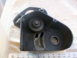 Gears Gear Cover Assembly N194 Nn205 From Vintage 9 Schaffner Metal Lathe