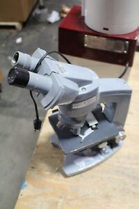 American Optical Fifty Laboratory Microscope Good Cond