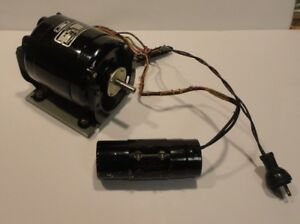 Bodine Electric Ac Motor Type Nci 34