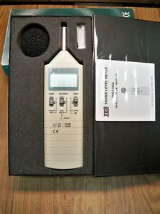 Tes 1350a Sound Level Meter