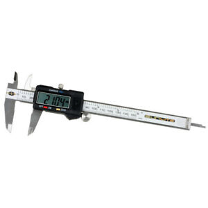 Sunlite Tool Caliper 150mm Stainless Digital