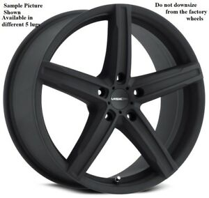 4 New 17 Wheels For Audi A3 A6 A8 S6 2007 2008 2009 2010 2011 2012 Rims 38509