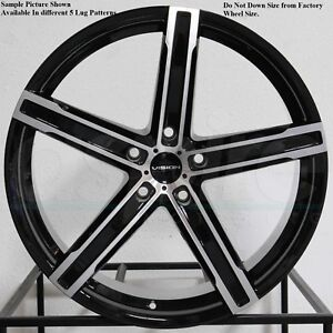 4 New 20 Wheels Gla 250 45 2015 2018 Gle43 Amg 2007 2015 For Rims 38510